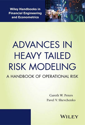 Advances in Heavy Tailed Risk Modeling A Handbook of Operational Risk